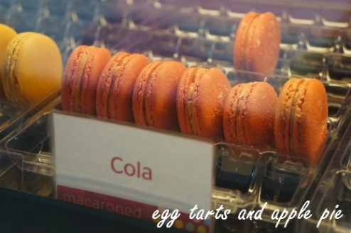 Macaroned-cola