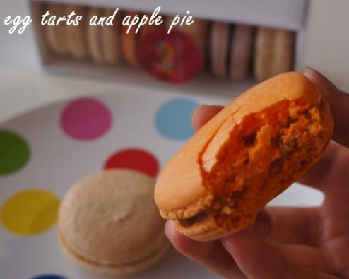 Macaroned-peanut