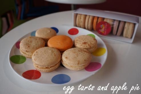 Macaroned-plate