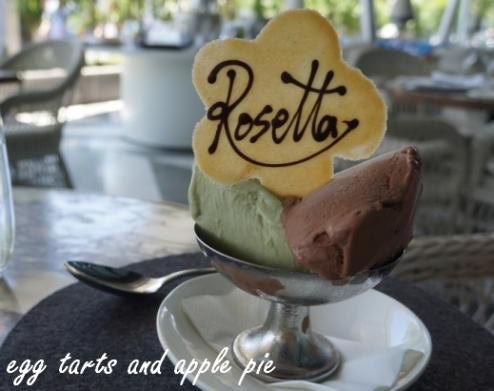 Rosetta-gelati