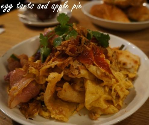 Tom Phat - Roti Omelette