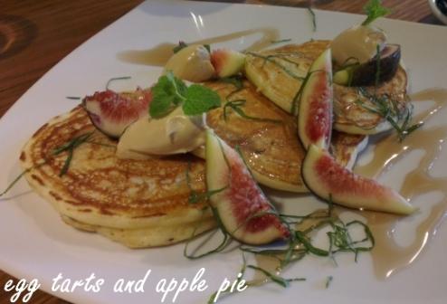 De Clieu - Pancakes
