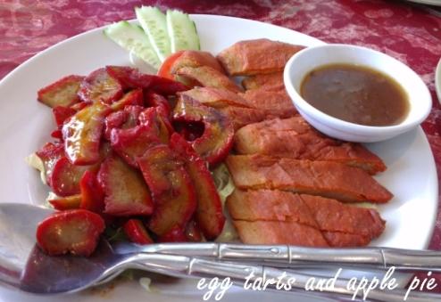 Vegie Mum - BBQ Pork