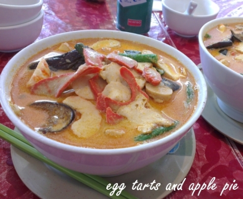 Vegie Mum - Curry Laksa