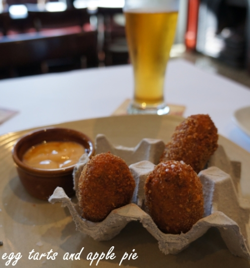 Four in Hand - Croquettes