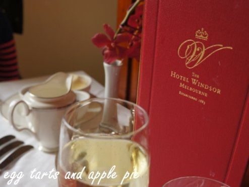 Hotel Windsor - High Tea