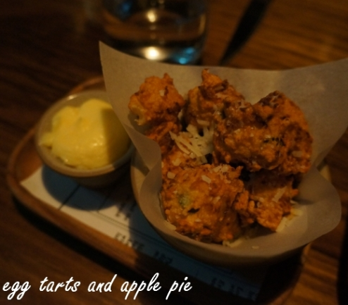 Little Hunter - Lobster Hush Puppies