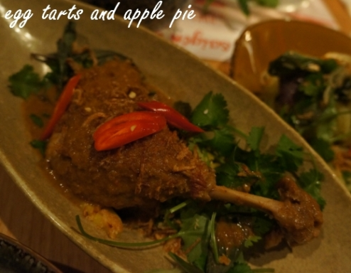 Saigon Sally - Duck Rendang