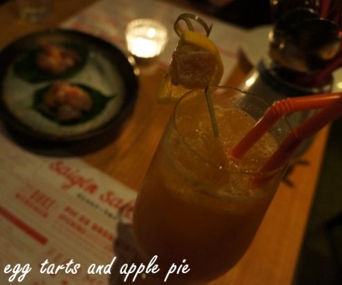 Saigon Sally - Spiced Pumpkin Mule