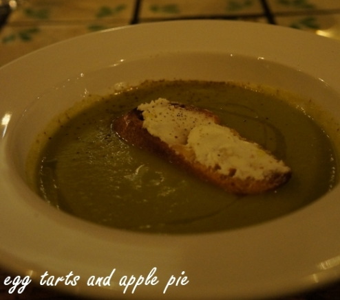 Epocha Swap - Celeriac Watercress Soup