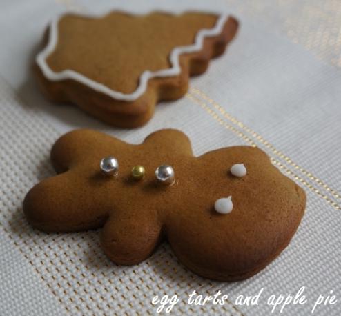 Xmas Gingerbread 3