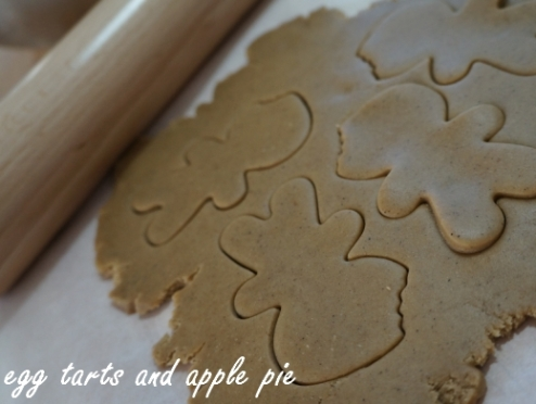 Xmas Gingerbread - Dough