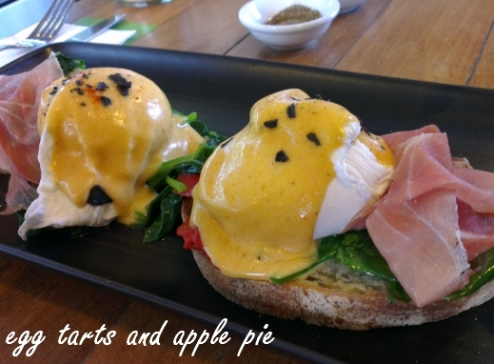 Footscray Milking Station - Spanish Benedict