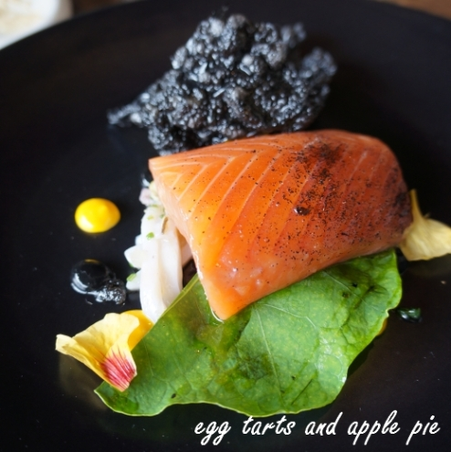 Saint Crispin - Atlantic Salmon Confit
