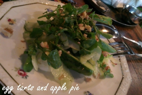 Epocha - Cucumber Salad
