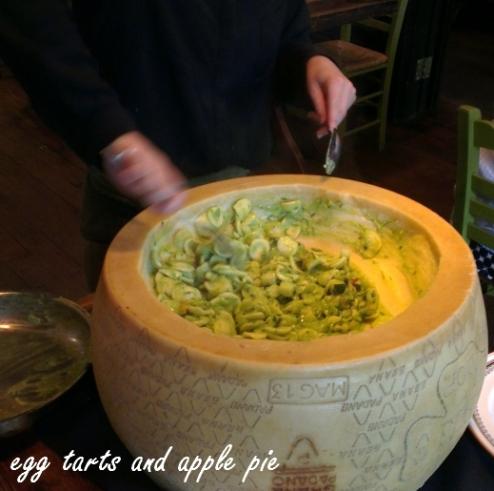 Epocha - Grana Padano Cheese Wheel