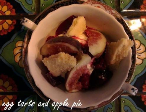 Epocha - Greek Rice Pudding w Figs