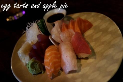 Mr Miyagi - Sushi