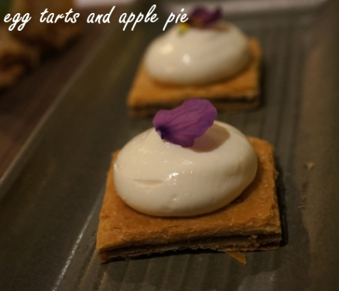 Fancy Nance - Puff Pastry w Candied Olive