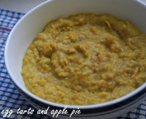Golden Porridge v2