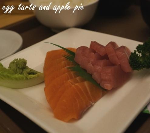 Tsukiji - Sashimi