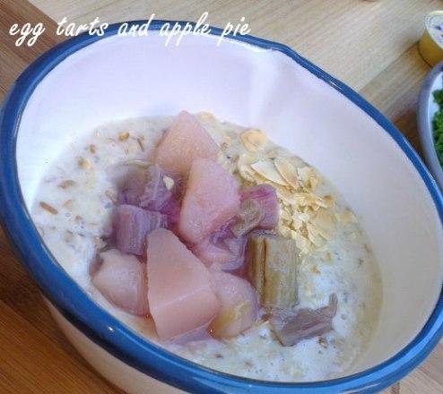 Dihnersaw - Porridge