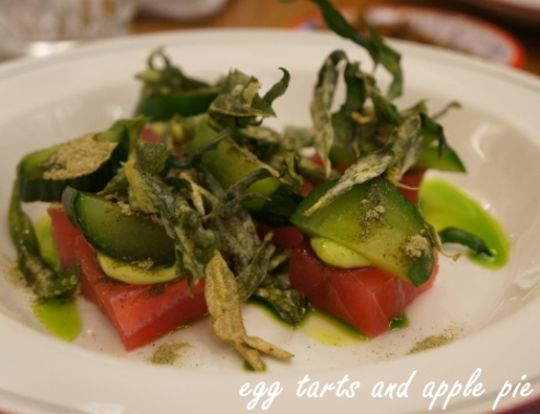 Supernormal - Tuna Avo Cucumber Saltbush