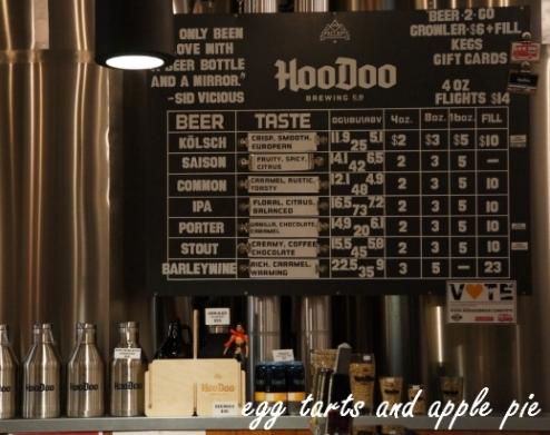 HooDoo - On Tap