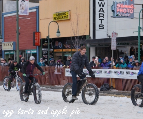 Reindeer RUn 16 - Fat Bike Race
