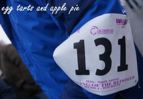 Reindeer Run 16 - Numbers